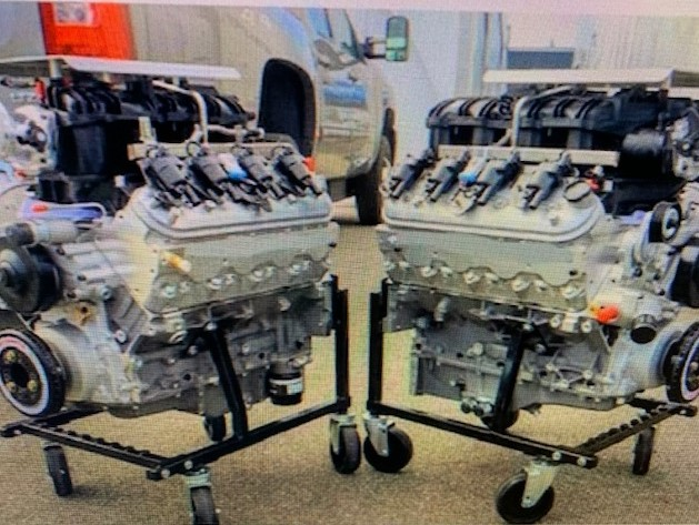 Custom Built Trans Am Engines